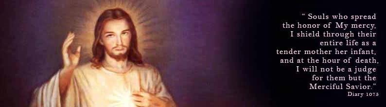 今日の神の慈悲のメッセージ