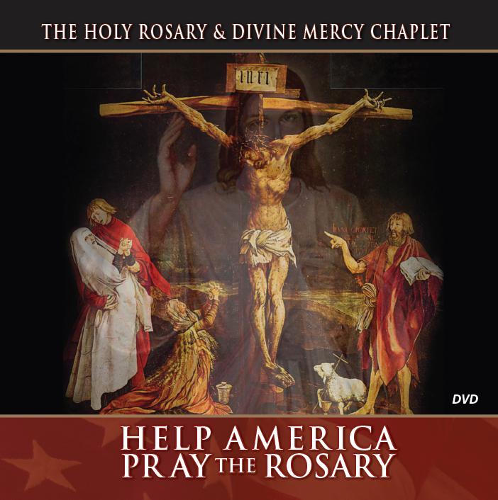 ORDER The Divine Mercy Rosary DVD