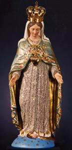 Statue Notre-Dame-du-Cap (plein pied)
