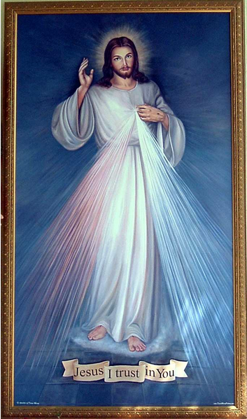 50% Off Beautiful Divine Mercy Images